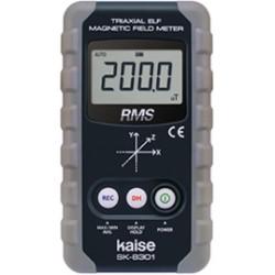 KAISE SK-8301 Medidor de campo magnético ELF triaxial
