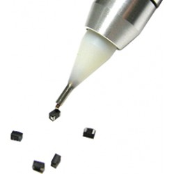 SMD components collector