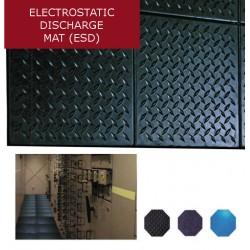 Microcells Alfombra tapete para descargas electro-estáticas (ESD)