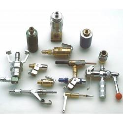 NEW MACHINE Acoples y conectores para refrigeración
